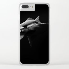 150102-3949 Clear iPhone Case