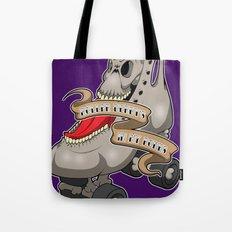 Roller Derby's in my Bones Tote Bag