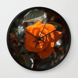 Flower Photography by Adrien prv Wall Clock