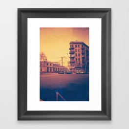 Llacuna Framed Art Print