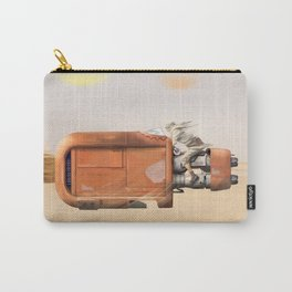 Rey's Speeder  Carry-All Pouch
