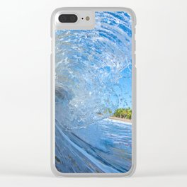 The Tube Collection p1 Clear iPhone Case
