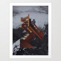 un-untitled Art Print