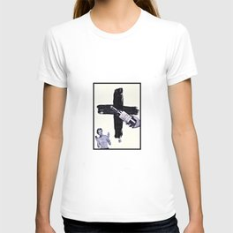 Grand Central Station of the Cross T-shirt