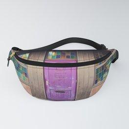 purple door Fanny Pack