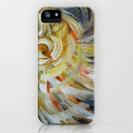 THE ROAD TO AWE iPhone Case