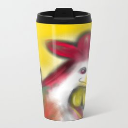 Thanksgiving Revenge Turkey Travel Mug