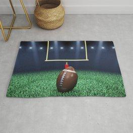 American Football stadium Rug