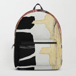Tree trunks Backpack