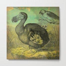 Mr. Dodo Metal Print