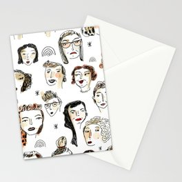 Ladies Stationery Cards