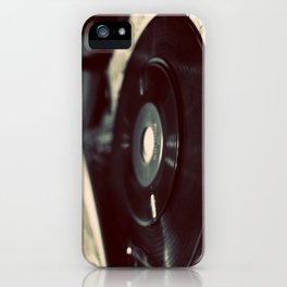 like a record, baby iPhone Case
