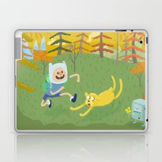 adventure friends Laptop & iPad Skin