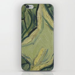 Giant Peacock Moth iPhone Skin