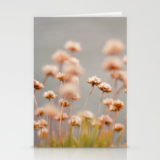 here comes the rain Stationery Cards