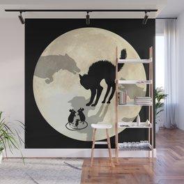 Circle Of Life Moon Wall Mural