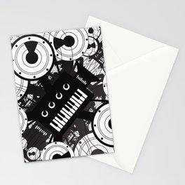 Elektro Drone #3 Stationery Cards