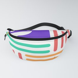 Mr. Color Fanny Pack