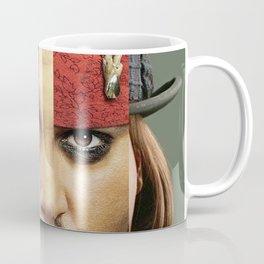 Faces Johnny Depp Coffee Mug