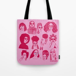 Babes of Summer Tote Bag