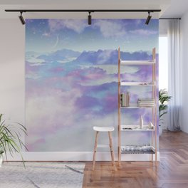 Dreaming landscape Wall Mural