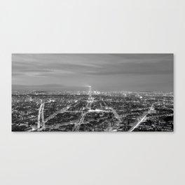 Paris - France Canvas Print