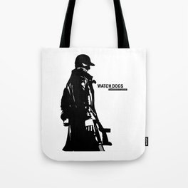 Watch dogs (aiden pearce) Tote Bag