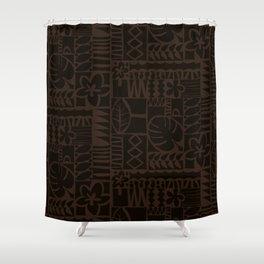 Chilcayoc Shower Curtain