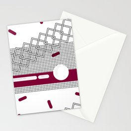 80's Office Supplies No.2 Stationery Cards