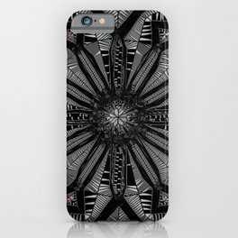 Licorice Lace iPhone Case