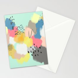 Layers of Colours Stationery Cards