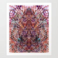 Samadhi Art Print