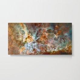 Carina Nebula, Star Birth in the Extreme - High Quality Image Metal Print
