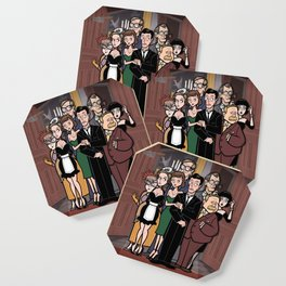 It's a Clue! Coaster