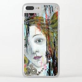 lei Clear iPhone Case