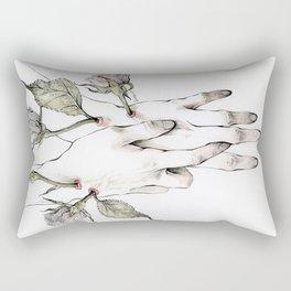 Protuberances Rectangular Pillow