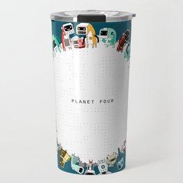 Planet Four Travel Mug
