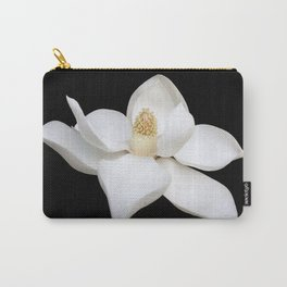 "HOME DECOR,""Wake Up and Smell the Lilies"",Black,White,Pillows,Wall Tapestries,ART prints,Wall Art Carry-All Pouch"