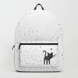Loving in the rain Backpack