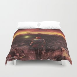 Lead the Way - Variant Duvet Cover