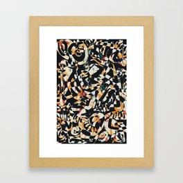 Pattern № 74 Framed Art Print