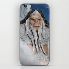 The Great White Ape iPhone & iPod Skin