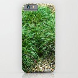 Decorative Grass iPhone Case