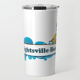 Wrightsville Beach - North Carolina. Travel Mug