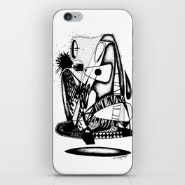 What you hold - Emilie Record iPhone Skin