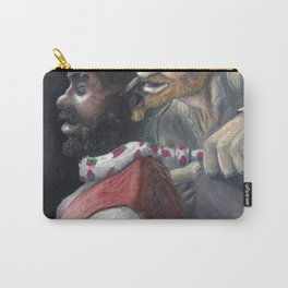 Honest Iago Carry-All Pouch