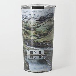 Seljavallalaug, Iceland Travel Mug