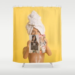 Just fabulous Shower Curtain