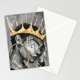 Naturally Queen X Stationery Cards