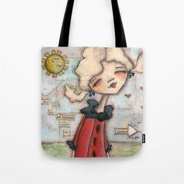 Forward Tote Bag